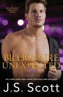 Billionaire Unexpected Jax