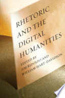 Rhetoric and the Digital Humanities