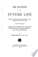 The Doctrine of a Future Life