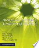 Nanoscale Materials in Water Purification Book
