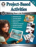 Project Based Activities  Grades 6   8