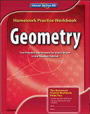 Geometry  Homework Practice Workbook