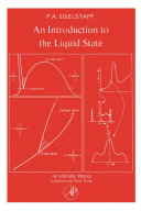 An Introduction to the Liquid State