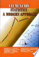 Elementary Statistics   a Modern Approach  2003 Ed