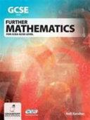 Further Mathematics for GCSE CCEA
