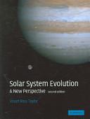 Cover of Solar System Evolution