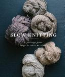 Slow Knitting Pdf/ePub eBook