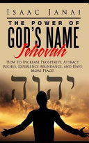 The Power of God s Name Jehovah