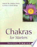 Chakras for Starters Book