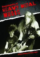 Pdf Encyclopedia of Heavy Metal Music Telecharger