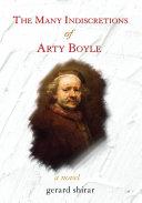 Pdf The Many Indiscretions of Arty Boyle