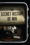 The Secret History of MI6 [Pdf/ePub] eBook