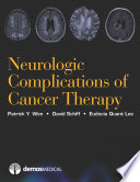 Neurologic Complications of Cancer Therapy Book