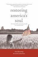 Restoring America s Soul