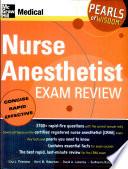 Nurse Anesthetist Exam Review' 2007 Ed.2007 Edition