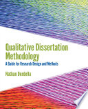 Qualitative Dissertation Methodology
