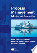 Process Management In Design And Construction Book PDF