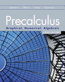 Precalculus Graphical Numerical Algebraic [Pdf/ePub] eBook