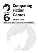 Comparing Fiction Genres