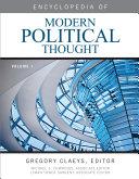 Encyclopedia of Modern Political Thought (set) Pdf/ePub eBook