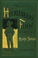 Adventures of Huckleberry Finn  by Mark Twain Book Hucleberry Huckelberry