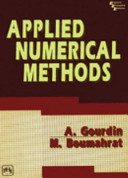 Applied Numerical Methods