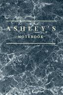 Ashley's Notebook