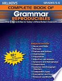 Milliken S Complete Book Of Grammar Reproducibles Grades 5 6 Book