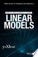 Linear Models Book