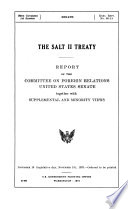 The SALT II Treaty