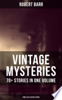 Vintage Mysteries 70 Stories In One Volume Thriller Classics Series