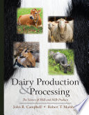 Dairy Production And Processing