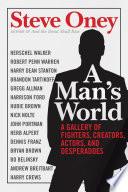 A Man s World Book