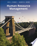 """Human Resource Management"" by Greg L. Stewart, Kenneth G. Brown"