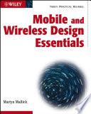 Mobile and Wireless Design Essentials