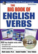 The Big Book of English Verbs with CD ROM  set