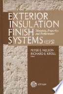Exterior Insulation Finish Systems (EIFS)
