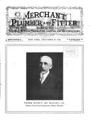 Merchant Plumber and Fitter