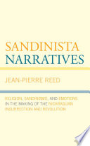 Sandinista Narratives Book