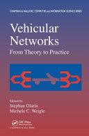 Vehicular Networks Book