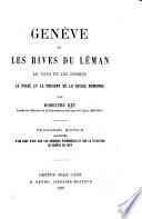 Genève et les rives du Léman
