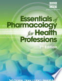 Essentials Of Pharmacology For Health Professions Book PDF
