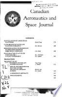 Canadian Aeronautics and Space Journal