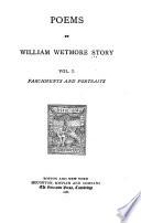 Poems  Parchments and portraits