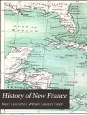 Histoire de la Nouvelle-France