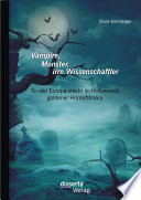 Vampire, Monster, irre Wissenschaftler: So viel Europa steckt in Hollywoods goldener Horrorfilmära