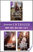 Harlequin Intrigue May 2021 - Box Set 1 of 2