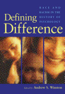 Defining Difference