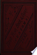 Ham's revenue and mercantile year-book [afterw.] Ham's year book, ed. by G.D. Ham