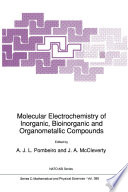 Molecular Electrochemistry of Inorganic, Bioinorganic and Organometallic Compounds